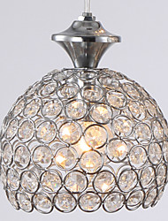 LED Light Bulb Crystal Pendant Modern Simple MD9907-1