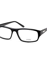 [Lense libre] acétate de rectangle lunettes cerclées informatiques de prescription de la mode