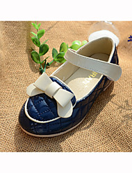 Girls' Shoes Casual Closed Toe Flats Blue/White