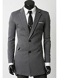 Beyond Men's Casual Long Sleeve Suits & Blazers