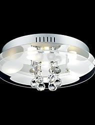Track Lights Crystal Modern/Contemporary Living Room/Bedroom/Kitchen/Study Room/Office Metal