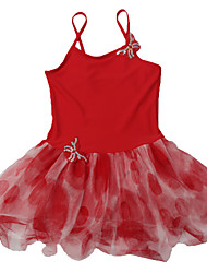 BHL Retailed New Kid Girls Dancewear Butterfly Ballet Tutu Leotard Skate Party Show Dress For SZ3-8Y