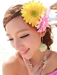Summer Beach Holiday Must-Have Flower Hairpin Daisy Bride Hair