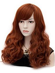 # 350 Harajuku аниме косплей парики теплостойкую длинный синтетический парик естественная волна