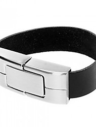 noir cool bracelet usb 2.0 stick mémoire flash USB de stylo 1gb
