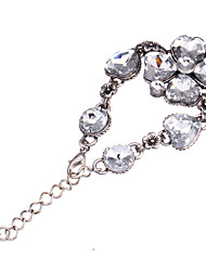 vrouwen vintage weven fijne armband mode legering mooie armband