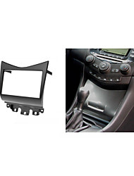 Car Radio Fascia for HONDA Accord Stereo DVD  Install Panel Trim Kit (Only for Wooden Color))