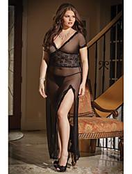 Vestuário de Noite ( Renda Mulher - Sexy