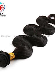 """100% cinese remy vergine di trama dell'onda del corpo dei capelli umani 16 """"nuovo arrivo di grado 6 bis"""