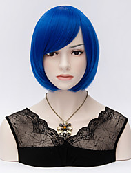 His Royal Highness Prince Song of Nurture SAN Chuan is A Pipe Sapphire Face Bobo Head Wig