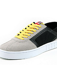 Men's Shoes Casual Canvas Fashion Sneakers Black/Gray/Navy