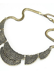 Fashionable Punk Style Alloy Necklace