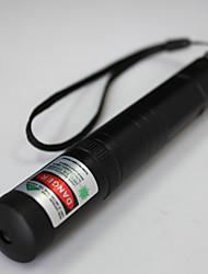 Aleación aluminio - Linterna - Puntero Láser Verde