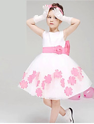 Kid's Casual/Cute/Party Dresses (Cotton/Rayon)