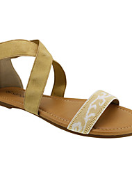 Women's Shoes Fabric Flat Heel Sandals Casual More Colors available