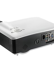 AGD Projector Android 1280*800 support WiFi LCD Projector with VGA 2800 lumens HDMI USB interface GD-PH580A