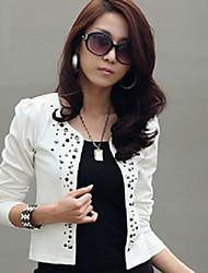 Women Spring Blazer Feminino Blazer Suit Jacket Woman Blazer Female Blaser Feminino OL Lady Bleiser Plus Size