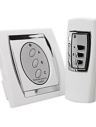 Three Ports ON/OFF Digital Wireless Remote Power Switch & Free Shipping