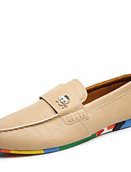 Men's Shoes Casual Loafers Black/Blue/White/Beige