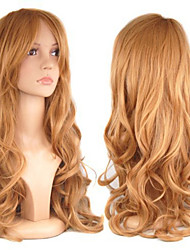 Japan and South Korea Fashion with Curly Hair Wig