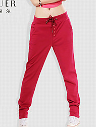 eyuer Frauen Kleidung 2015 neue Winterhose Dame Blended Mode Sporthose