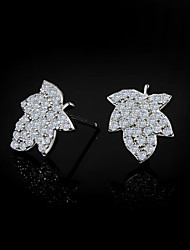 Hot Selling Products Cute/Party/Casual Sterling Silver Stud Earrings Fashion Fine Accessories