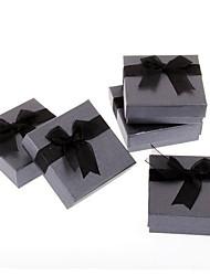 5 Stück-Papier-Schmuckbehälter