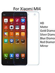 10PCS HD Transparent Clear Screen Protector Film For Xiaomi MI4