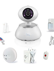 Snov 720P Wifi Intelligent Pan & Tilt IP Camera Alarm, IP Camera Home & Business Gift, Security IP Camera Alarm