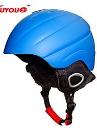 ky - C006 Ski einen Helm mit integrierten Regler und warmen Ohrenschützer
