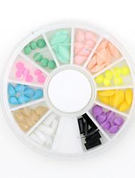 muito brilho strass 3d Nail Art decoração bonito DIY acessórios pregos adesivos china