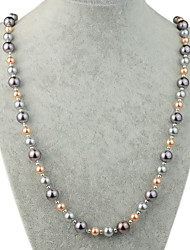 Strands Colliers ( Perle/Alliage ) Quotidien/Casual