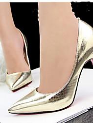 Women's Shoes Faux Fur Stiletto Heel Heels Pumps/Heels Casual Multi-color