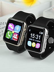 "AW08 Mini 1.44"" Capacitive Screen Bluetooth V4.1 Smart Watch for Android IOS Smart Phone (Two Colors Options)"