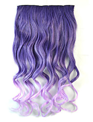 Fashion Girl Essential Piece Gradient Beautiful Hair
