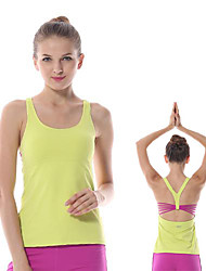 Yokaland Body Shaper FA/WT14 Unique Back Strap Design High Stretchy Yoga Tank Sports Wear