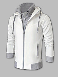 High Quality 2015 Hoodies Men Youth Spring Clothing Fashion Coat