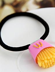 McDonald's Hamburgers Fresh Fries And Tasty Food Hair Bands