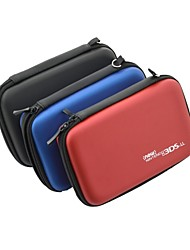 Protective Bag Hard Case Carrying Bag EVA Pouch Storage Bag with Interlayer for NEW Nintendo 3DS LL/ 3DS LL Console