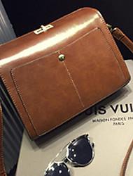 Lady Women's Fashion Casuasl Work PU Leather Bag