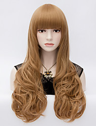 Department Of Harajuku Big Air Volume Super 'Cos  Curly Hair Wig