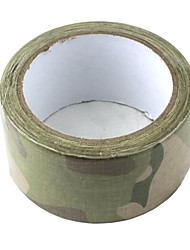Outdoor Tactical 10 Meters Bionic Hunting Camouflage CP Color Tape Waterproof Adhesive Tape