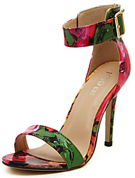 Stiletto - 10-12cm - Damenschuhe - Pumps/Heels Gold/Mehrfarbig/Silber )