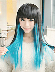 Popular Long Hair Wigs Hair Wave Synthetic Hair Wigs