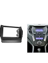 Car Radio Fascia for HYUNDAI iX-45 Santa Fe Stereo CD DVD Install Surround Dash Kit Trim