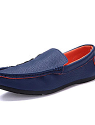 Men's Shoes Casual Loafers Black/Blue/White