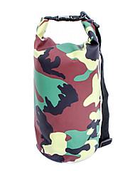 Sacoches & rack Tronc/Sac étanche Dry ( Camouflage , Nylon/Grille/Matériaux Etanches/Polyester 300D , 5L )Etanche/Séchage rapide/Bande