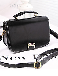 handcee® mujer simple bolsa crossbody caliente venta de la vendimia de la PU