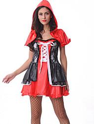 Costumes - Déguisements thème film & TV/Vampire/Superhéros/Ange et Diable - Féminin - Halloween/Carnaval/Fête d'Octobre - Jupe/Casque