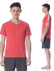 yokaland mens snel droog comfort van fitness t-shirt